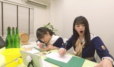 【乃木坂46】大園桃子、本番中に大あくび