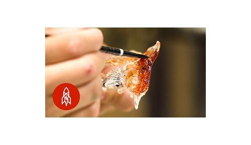 海外が日本の伝統的な飴細工に感動「独特で綺麗」「人生観が素晴らしい」