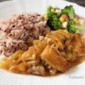 【保育園給食人気レシピ】鶏肉のマーマレード焼き