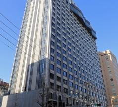横浜・山下町に誕生する22階建てホテル「ハイアット リージェンシー 横浜」の現地様子(2020.2.8)