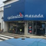 『丸亀市のマサダサイクルでタイレルの自転車 IVE』の画像