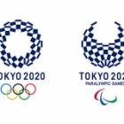 『東京五輪エンブレム、最終候補の4作品発表』の画像