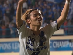 【全ゴール動画】<ACL>ガンバが広州富力を圧倒!宇佐美は躍動!5-0で広州富力を粉砕!