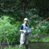 2008年の釣り 7月1日(火) 片品川水系と温泉とグルメの写真