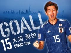 【 動画 】上手すぎ!? サッカー日本代表の乾と大迫の野球センス!