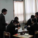 『NPO青春基地と連携した授業』の画像