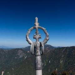 釈迦ヶ岳登山