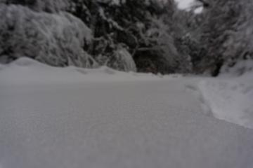 氷瀑を見るために御船の滝へ【2014】 2回目