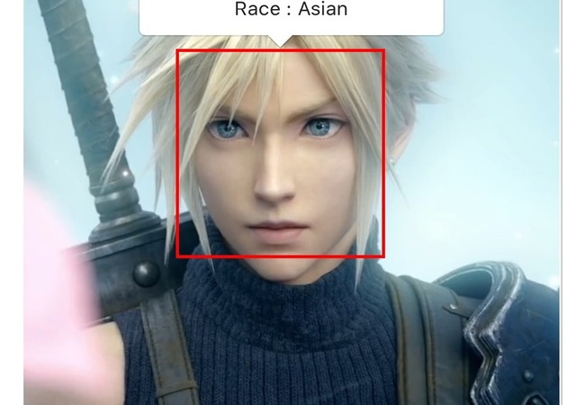 【朗報】FF7キャラクター、AI人種判定の結果アジア人と判明