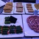 リングアグロッサで肉を食す