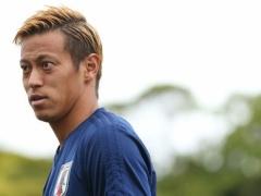 【 GIF 】ガーナ戦で日本代表・本田圭佑のドリブルが相手のスライディングで止められたシーン・・・