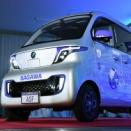 中国製EV、日本に本格上陸! 佐川急便が7200台採用