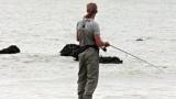 嫁「 こんな時期に釣りに行くなんて非常識!!最低!!」