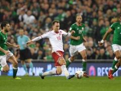【 ハイライト 】「背番号10」エリクセンが大爆発!ハットトリックを達成!デンマークがアイルランドに5発圧勝!W杯出場を決める!