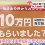 『【朗報】「国民全員に月10万円を毎月給付」こんな夢のような政策を3年続けた場合、こうなる →』の画像