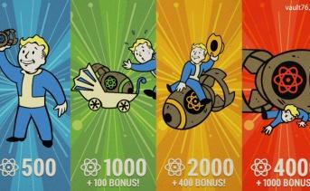 Fallout 76: Atom