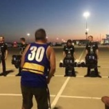 『【DCI】ドラム必見! 2019年ブルーデビルズ・ドラムライン『テキサス州ケイティー』本番前動画です!』の画像