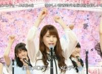 入山杏奈センターで「君はメロディー」を披露!【FNSうたの春まつり】