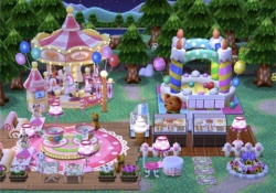 【ポケ森:レイアウト】ファンシーで可愛いキャンプ場一覧がコチラ!!!
