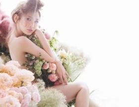 紗栄子、柔肌セクシーな「色気ボディの作り方」伝授