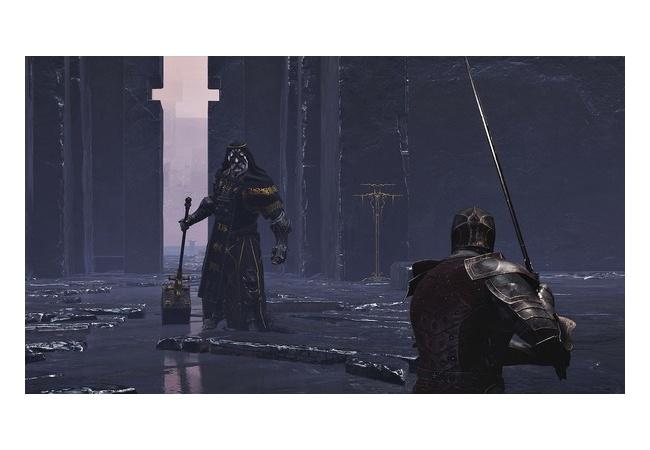 ソウルライクのアクションRPG『Mortal Shell』が発表!!