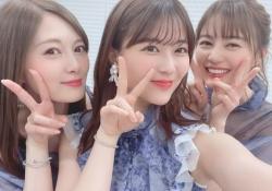 【最高】白石麻衣&生田絵梨花&岩本蓮加、超美人3姉妹のよう・・・!!!