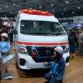 東京モーターショー2019 その10(救急車)