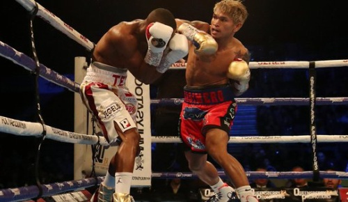 井上を再三挑発したテテがカシメロに3回TKO負け(海外ボクシングファンの反応)