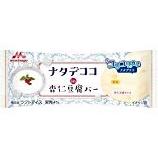 『【コンビニ:アイス】森永ナタデココ in 杏仁豆腐バー』の画像