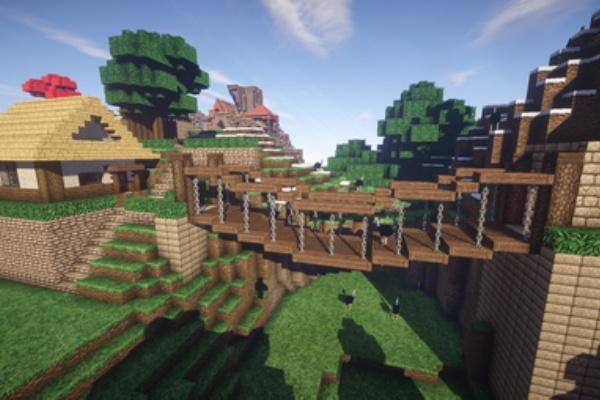 橋 作り方 木
