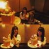 松井咲子の誕生日に集まったメンバーがこちらw w w w w w
