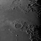 『月面名所案内:プラトー・アルプス谷付近&アポロ15号着陸地点 2019/07/23』の画像