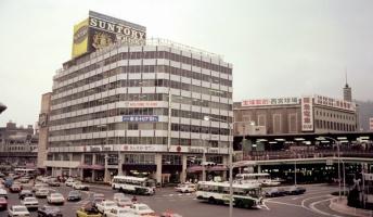 35年前の神戸三宮駅前(画像あり)