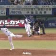 中日 大島洋平のソロホームラン、福田永将のタイムリーツーベースで更に2点追加!!!