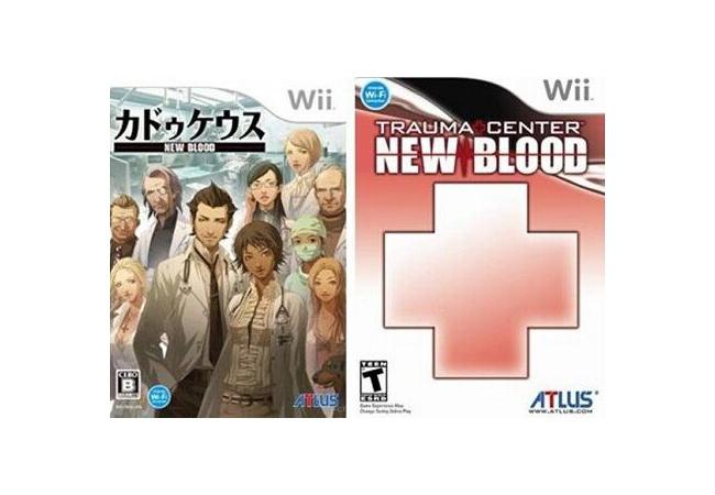 日本と海外のゲームパッケージの違いwwwwwwwwww