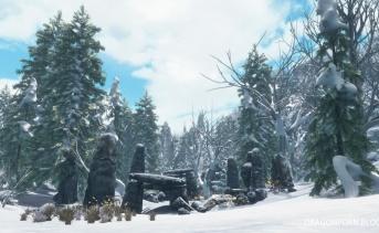 Skyrim 3D Trees v3.0