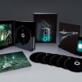 FF7リメイク バスターソードをイメージした豪華BOXのサウンドトラックのパッケージとトラックリストを公開