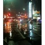 『ご心配おかけしてます。名古屋は大雨で避難勧告発令中。』の画像