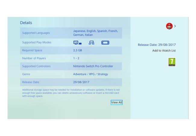【マリオラビッツ】容量2.3GBのボリューム、海外版は日本語版導入?