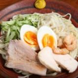 『JAL×はんつ遠藤コラボ企画【広島編3】2日め・呉冷麺(くれ星製麺屋)』の画像