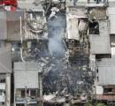 「黒い煙で周り見えず」宇治市の火災 叫び声や爆発音も