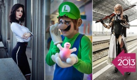 【コスプレ】 2013年 世界最高の ゲームコスプレを 選ぼうぜ。  海外の反応