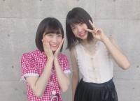 AKB48小田えりなとHKT48坂本愛玲菜が「E'z」を結成