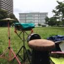 【活動報告】6/6 屋外練習
