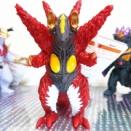 ウルトラ怪獣シリーズ125  合体魔王獣ゼッパンドン