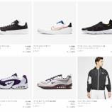 『[ナイキ公式]オンラインストアNIKE.COM】\30%OFF/クリアランス商品がさらにお買い得』の画像