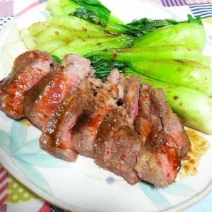 中華風 牛ステーキ