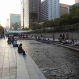 『復元された「清渓川」の今と昔。清渓川博物館も紹介!』の画像