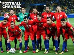 【 日本代表 】W杯直前に南米の強豪チリと親善試合の可能性!