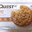 久しぶりに大好きなQuest Nutrition, プロテインクッキー、ピーナッツバターを注文しました!